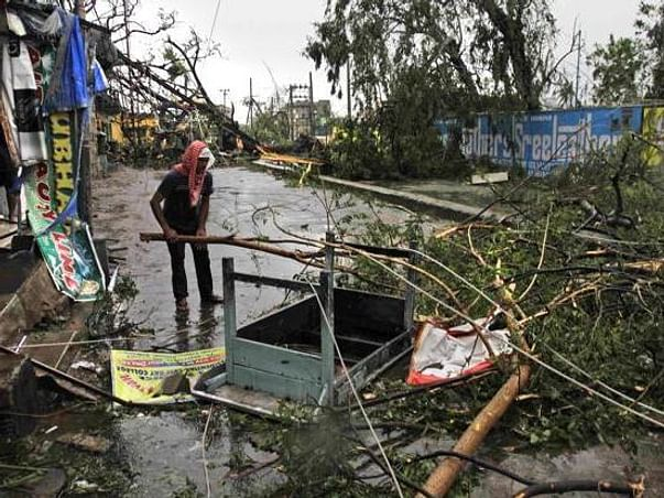 Help Us in Providing Help in Cyclone Affected Areas