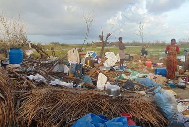 Cyclone Affected Place 2