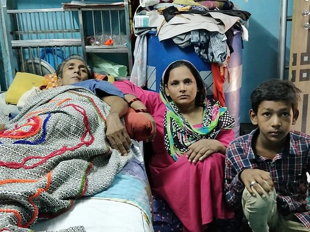 Support Haider Ali's Family