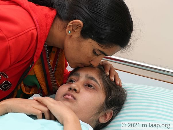 Kumari Sowmya needs your help to undergo her treatment