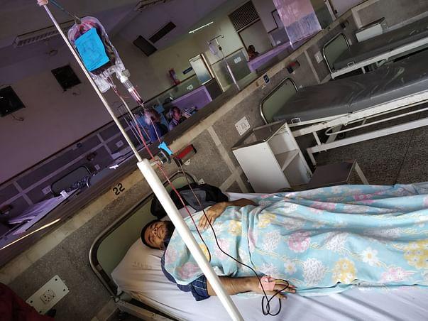 Help Aamir Fight Severe Aplastic Anemia