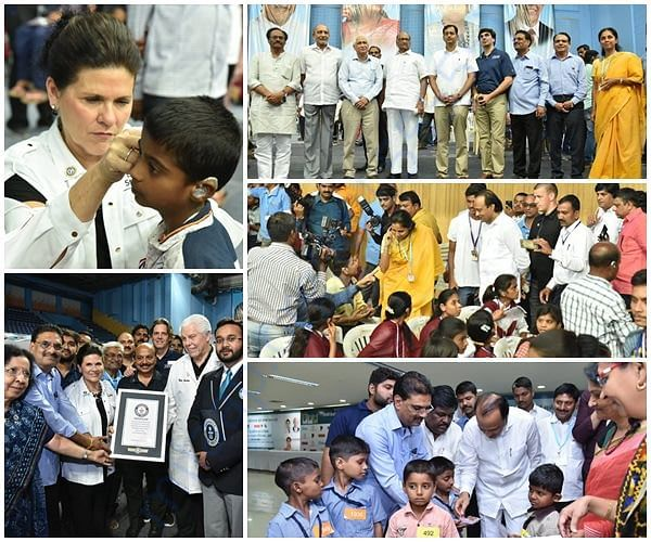 Starkey Hearing Foundation - Guinness Record Hearing Mission Moments