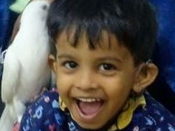 Help 4-year-Old Boy Speak