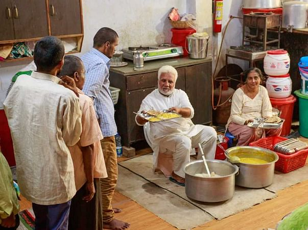 we are running a shelter for destitute people in delhi