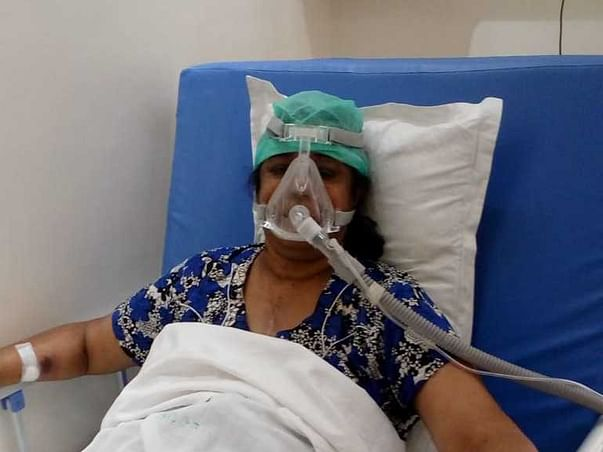 Please Help My Mother from her critical illness