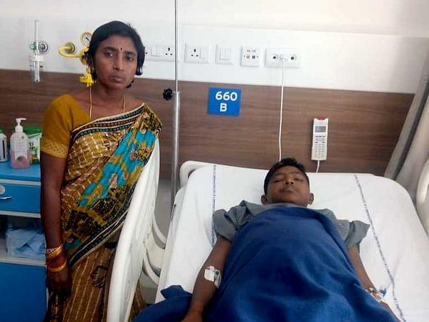 Help Shiva Prasad Fight with Liver Transplantation