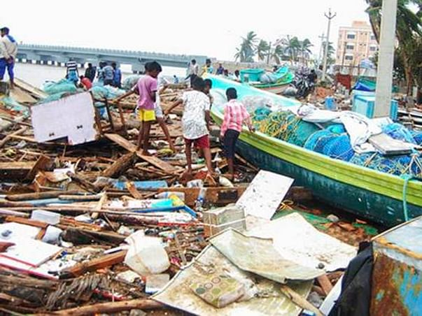 Gaja Cyclone Relief Campaign