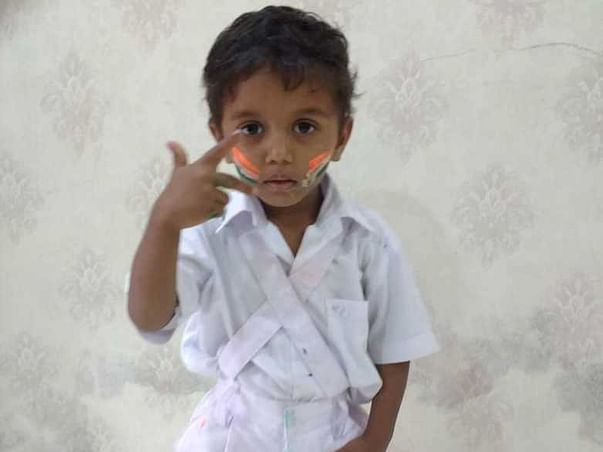 Help Eshaan Hear the Roar of Tiger, dance to Music