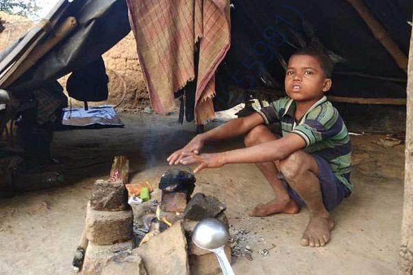 Help hungry children
