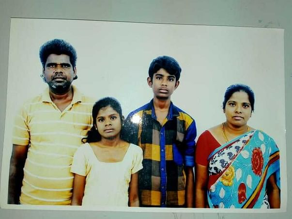 Help Loganathan Recover from Severe Injuries