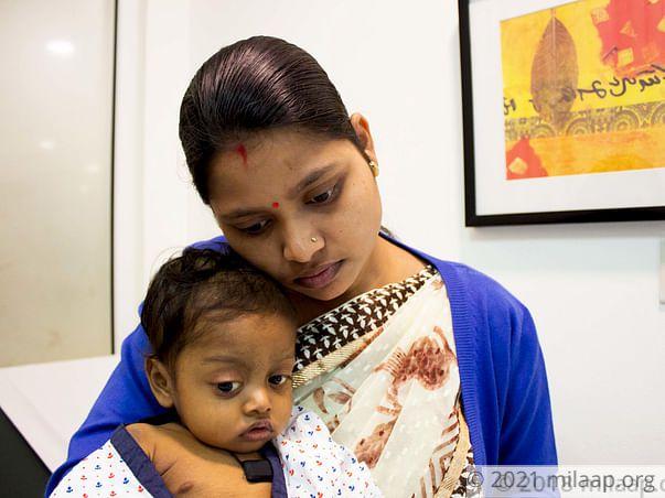 Ekanshi Pradhan needs your help to undergo liver transplant