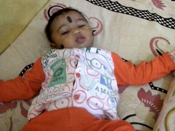 Help Baby Deepak Fight Thalassemia
