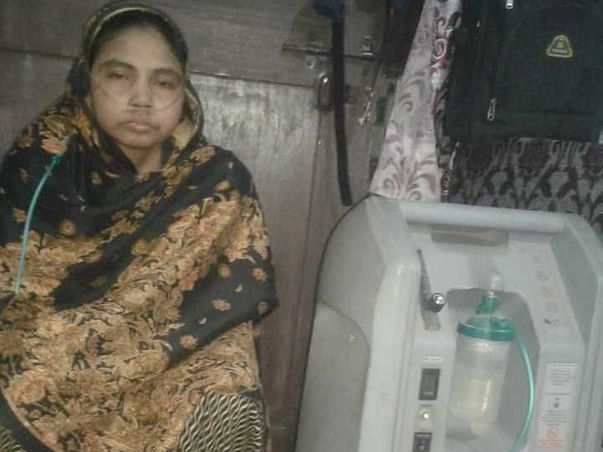 Help Beena Fight Severe Lung disease