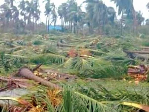 Help Us Provide Relief in Cyclone Affected Areas