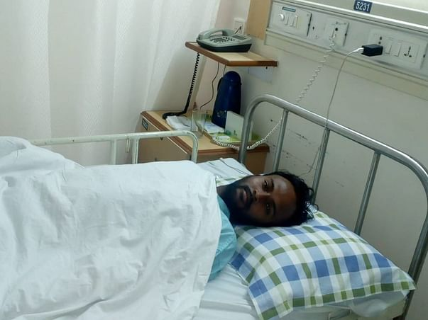 Help Rajasekhar Fight Guillain-Barré Syndrome