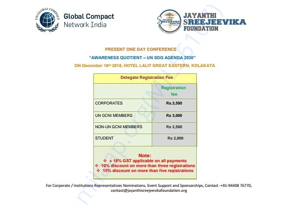 Delegate Registration Info