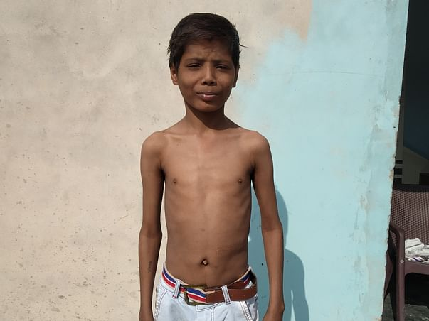 Help Vikas Recover from Thalassemia