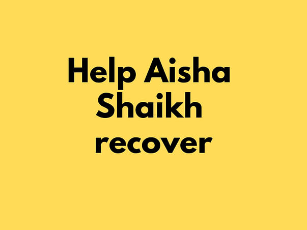Help 6-year-old Aisha Fight LGS(Lennox-Gastaut Syndrome)