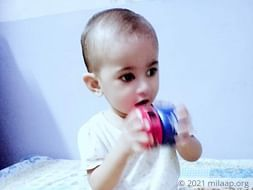 1-Year-Old Baby Girl Cannot Fight Deadly Eye Cancer Without Help