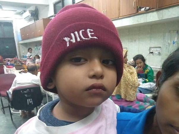 Help Ayush Fight Blood Cancer