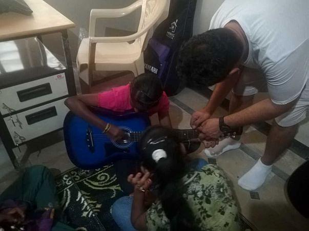 Support A Community Centre In Kadugodi