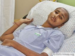 Nithin GN needs your help to undergo his treatment