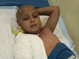 Help Rehan Who Met With An Bus Accident
