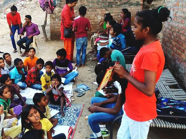 Help Vriddhi Empower Underprivileged Children