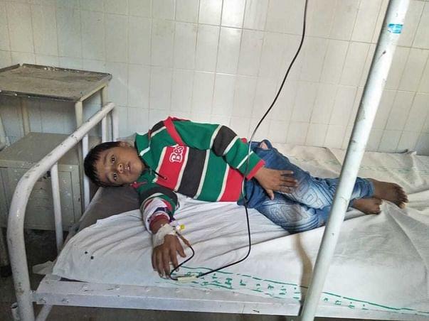Help 8-year-old Devendra Fight Thalassemia
