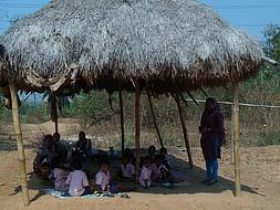 Help Tribal Children Get Formal Education