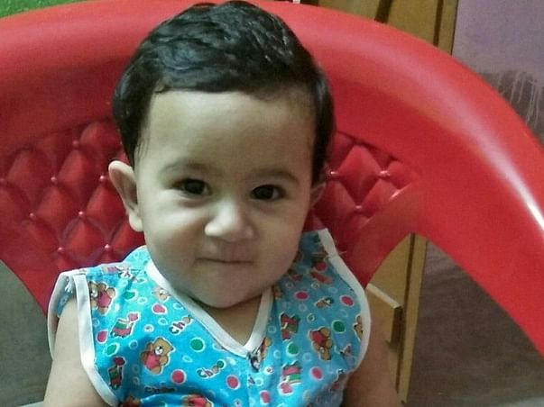 Help 1-year-old Aviraj Fight Blood Cancer