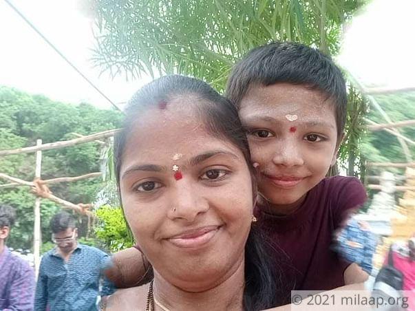 Little Boy Thinks He Can Fight Deadly Blood Disease Like A 'Superman'