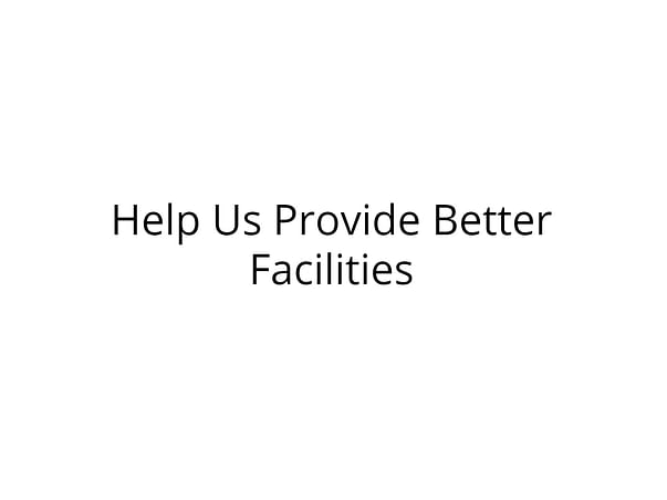 Help Us Provide Hygienic Toilet Facilities to Young Students