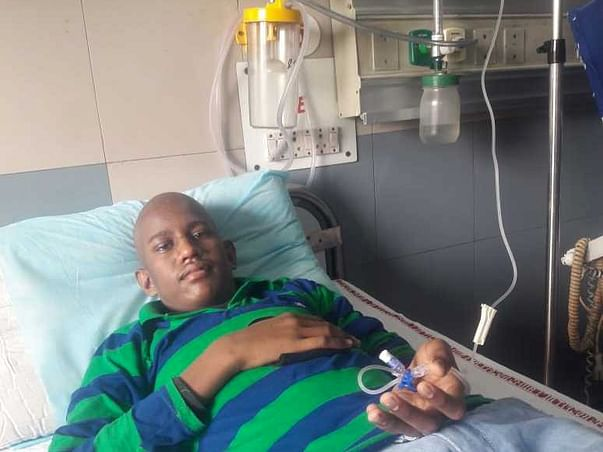 Help Sushil Fight Blood Cancer
