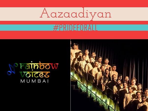Aazaadiyan- RVM Pride Concert 2019