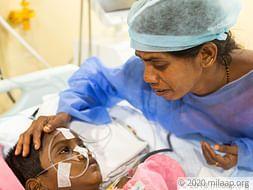 7-Year-Old Koushik Needs Urgent Liver Transplant