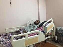 Help Shaji Fight Acute Transverse Myelitis