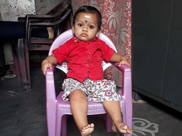 This 1-Year-Old May Not Be Able To Take Her First Steps Without Help