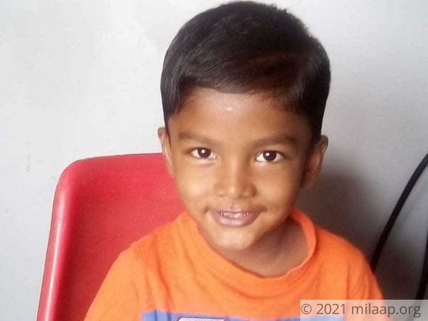 5-Year-Old, A Vibrant And Smart Boy Needs Urgent Heart Surgery