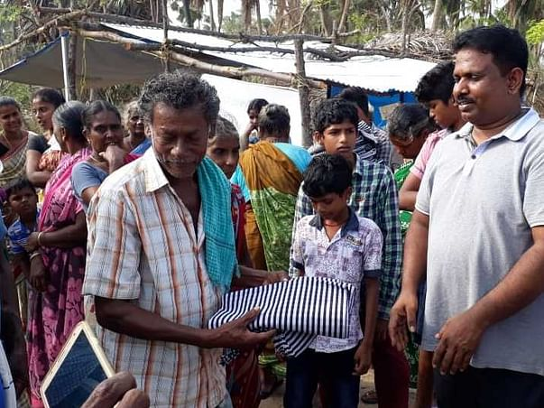 Help Cyclone Gaja impacted farmers to live again