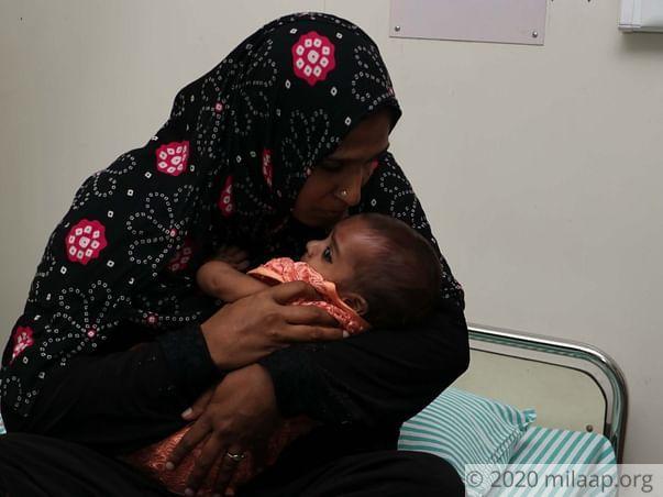 Azwa Fathima needs your help to undergo her treatment