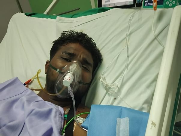 Help Pramod Recover from Severe Injuries