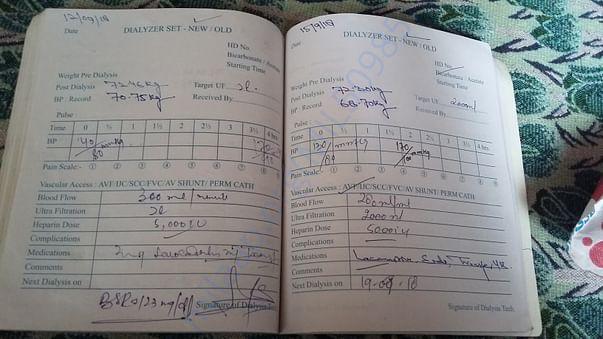 Dialyses document