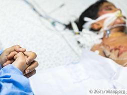 Safa Fathima needs your help to undergo her treatment