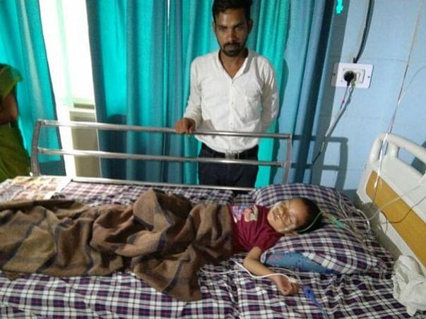 Help Priyanshu Get Treated for Ventricular Septal Defect
