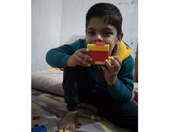 Help Rudraksh Undergo Bone Marrow Transplant