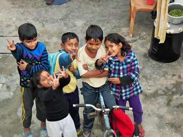 Need support to give computer education to 70 underprivileged children
