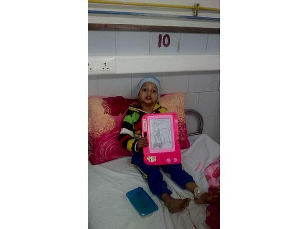 Help Aryan Fight Stage IV Neuroblastoma