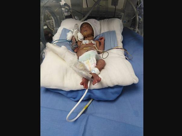 Please Help Me Save My Premature Babies