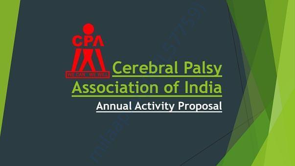 Information regarding Cerebral Palsy Association of India.